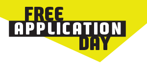 Free Application Day