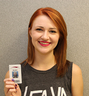 girl with ID